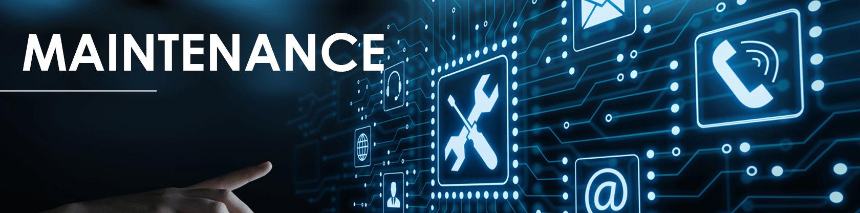 maintenance terminaux Datalogic