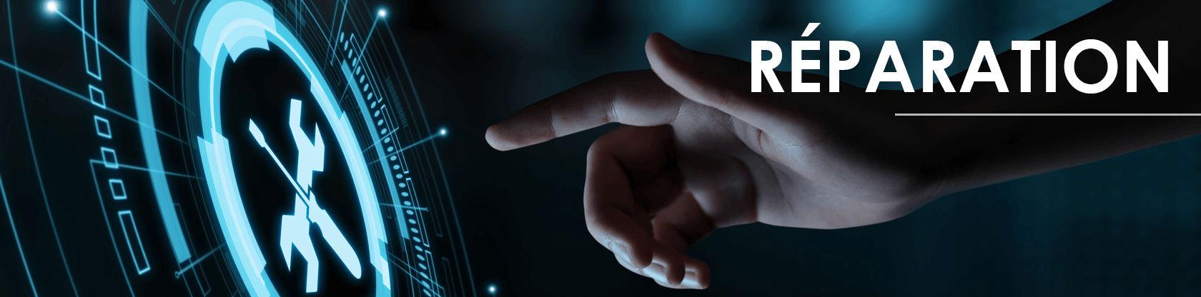 réparation PDA et tablette Datalogic