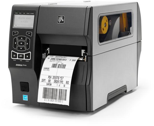 imprimante étiquette zebra ZT410