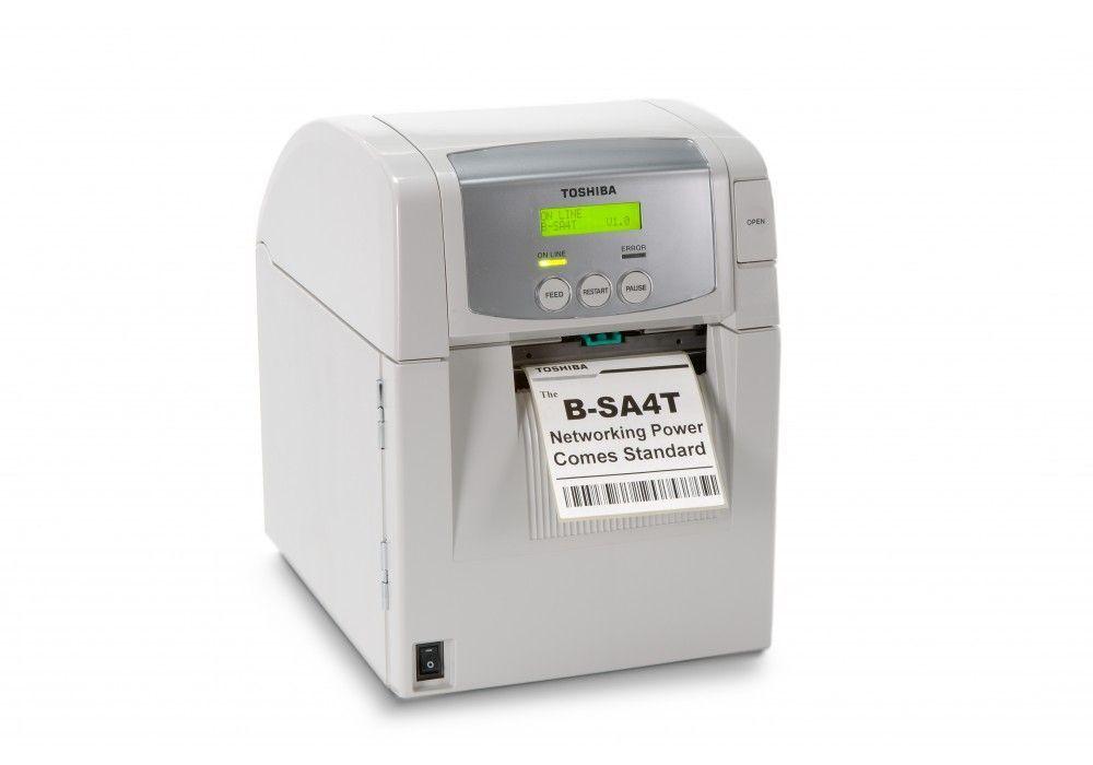 imprimante étiquette Toshiba Tec